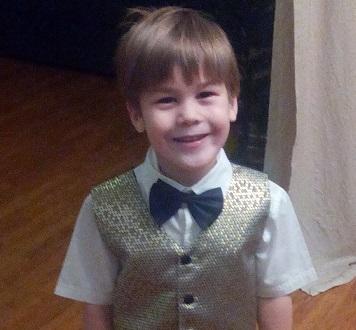 Мечислав, 5 лет